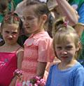 В Тольятти незрячим детям подарили праздник