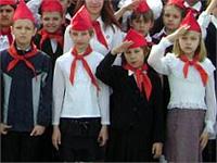 В Тольятти состоится прием в пионеры
