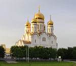 В Тольятти продлили пребывание мощей святой Матроны Московской