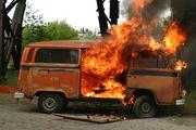 Пожарные Тольятти тушили три автомобиля