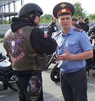 ГАИ Тольятти и байкеры – вместе за безопасность на дорогах