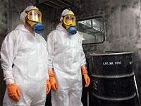 В Самарской области бочки повышенного класса опасности вывезены для утилизации