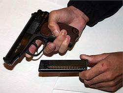 Милиционер из Тольятти застрелился из травматического пистолета