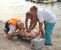 Парень, утонувший на Муравьиных островах, был трезв