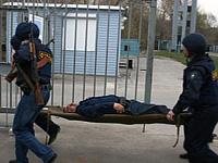 На Жигулевской ГЭС обезвредили условных террористов