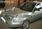 В Тольятти два 20-летних водителя не поделили дорогу, устроив аварию