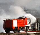 В Тольятти тушили крупный пожар