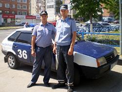 В Тольятти задержан угонщик автовоза