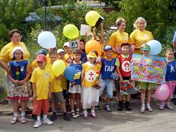 В Тольятти гимназисты помогли сотрудникам ГАИ
