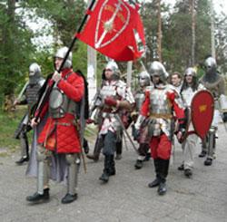 В Тольятти будут сражаться на мечах