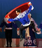 Впервые в Тольятти выступит Ансамбль танца Сибири
