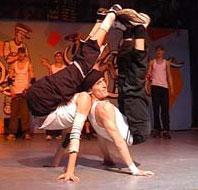 В Тольятти стартует фестиваль ''Танцуй,  пока молодой!''