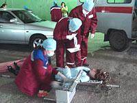 В Тольятти возобновило работу подразделение учебного центра медицины катастроф