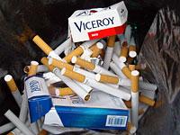 В России на сигаретных пачках появятся огромные надписи о вреде курения