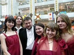 Тольяттинская ''Гармония'' в столичном ''Хоровом искусстве''