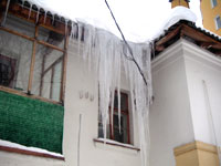 В Тольятти состояние крыш взято под особый контроль