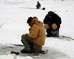 Участники соревнований по рыболовному спорту рыбу не поймали