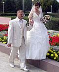 Новобрачные Тольятти нарисуют картину будущего и подарят ее Тольятти