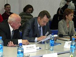 В ТГУ открылась выставка ''Сергей Жилкин. Вершины''