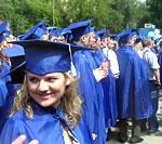 В очередной раз в Тольятти пройдет шествие выпускников ТГУ
