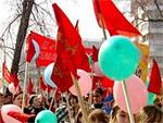 Из-за праздничных шествий 1 мая изменятся схемы движения транспорта