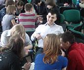 Молодежь разыграла Кубок Тольяттинской лиги знатоков по брейн-рингу