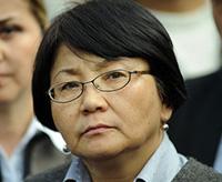 Роза Отунбаева официально стала президентом Киргизии