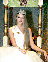 Мисс Россия покоряет Нью-Йорк