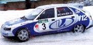 Cедьмого января 2004 года на вазовском полигоне в Сосновке пройдут юбилейные десятые «Рождественские синхронные гонки»