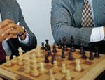 За шахматной доской – семьи