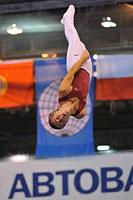 В Тольятти прошел Кубок России по прыжкам на батуте
