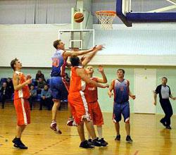 Тольяттинские баскетболисты поборются за медали