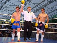 В Тольятти пройдут бои профессионалов по боксу и К-1