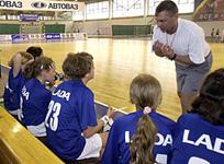 Тольяттинские девушки стали чемпионками России по гандболу