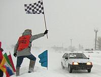Любители проведут в Тольятти ледовую синхронную гонку