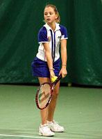 Теннисисты разыграли награды весеннего первенства Тольятти