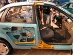 «Lada Kalina» в разрезе | фото: пресс-центр ОАО 'АвтоВАЗ'
