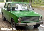 В день 40-летия ''копейки'' в Тольятти прибыл автопробег
