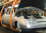 АвтоВАЗ увеличил производство на 2,6%