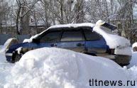 На уборку снега пойдут танки?