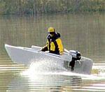 На реке Обь перевернулся катер: пропали три журналиста