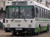 Движение транспорта в День города