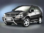 Таможня Тольятти выявила ''левый'' Lexus RX300