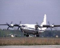 В двигатели лайнера Ан-74, сопровождавшего патриарха Кирилла, попали соколы