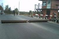 Железную дорогу оградят от лихачей
