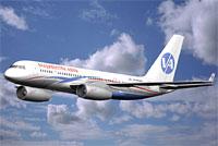 В Краснодаре совершил вынужденную посадку Ту-204