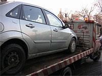 Автовладельцев будут штрафовать за неверно припаркованный автомобиль
