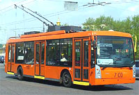 Прибывшие в Тольятти автобусы на линию не выйдут