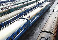 Беженцы из Чечни ''захватили'' поезд в Польше