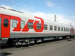 Железнодорожники перекрасят вагоны фото zdp.ru
